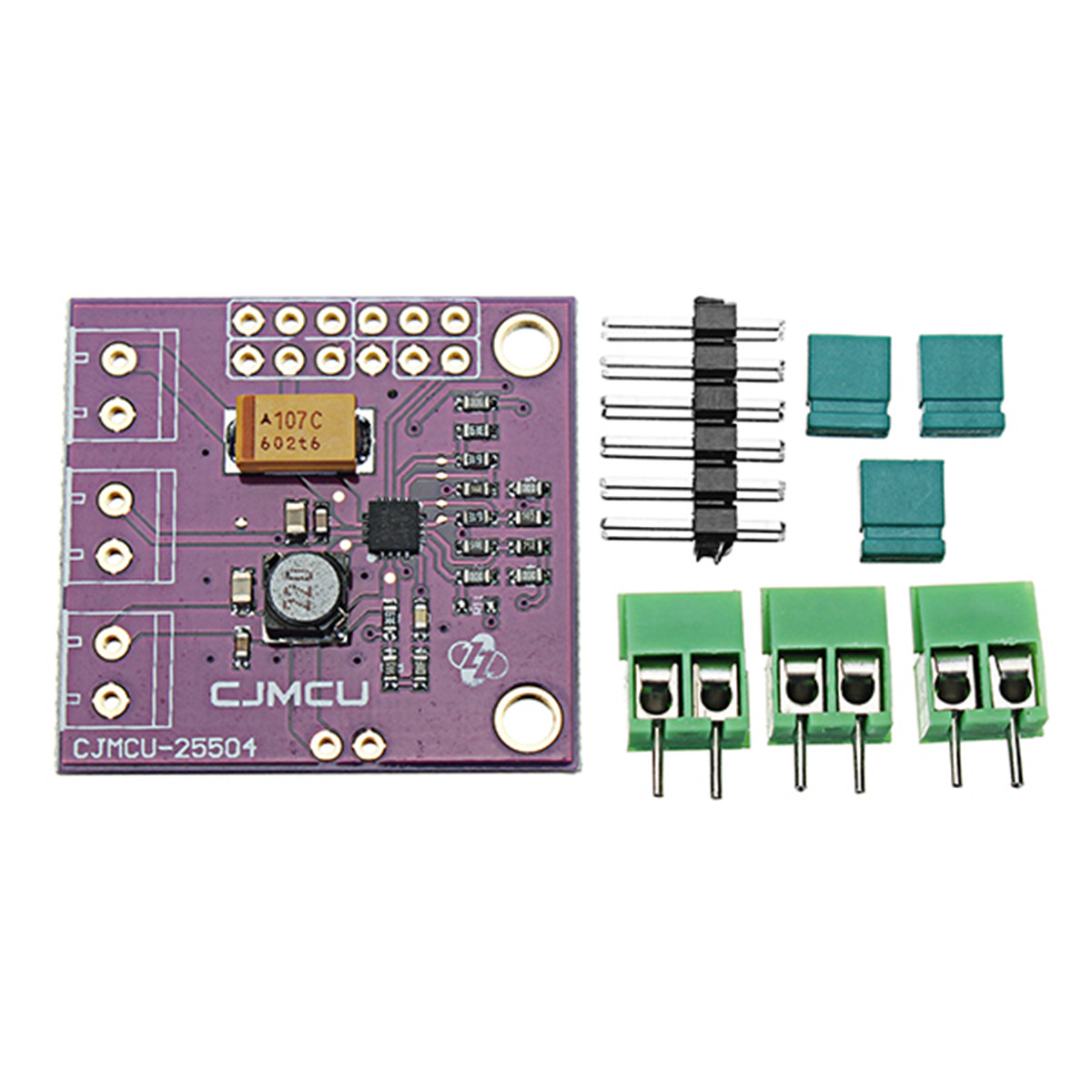 CJMCU-25504 Boost Converter Solar Cell Management Energy Collector