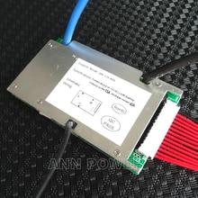 Elektryczny samochodzik 13S 48V 40A BMS akumulator litowo jonowy BMS używany do 48V 20Ah 30Ah 40Ah 50Ah akumulator BMS z funkcją równowagi
