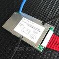 Motor eléctrico de coche 13S 48V 40A BMS batería de iones de litio BMS utilizado para 48V 20Ah 30Ah 40Ah 50Ah batería BMS con función de equilibrio