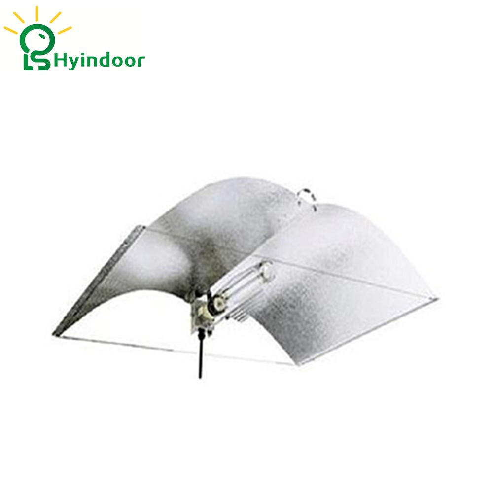 ФОТО 72 x 65 x 23cm Large Size Adjust-A-Wing Reflector Hps MH Grow Light Shades Lamp Covers