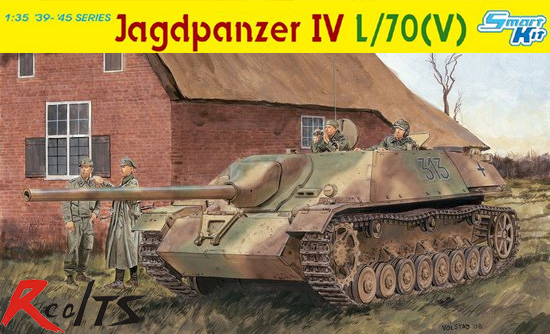 RealTS Ejderha 1/35 6397 Alman Jagdpanzer IV L/70 (V) Plastik Model KitiRealTS Ejderha 1/35 6397 Alman Jagdpanzer IV L/70 (V) Plastik Model Kiti