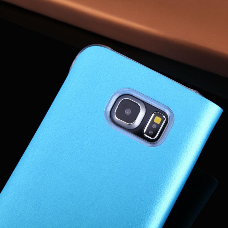 360 կաշվե ծածկույթի խցանման պատյան Samsung - Բջջային հեռախոսի պարագաներ և պահեստամասեր - Լուսանկար 5