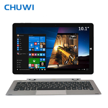 CHUWI Resmi! 10.1 Inç CHUWI Hi10 Pro Tablet PC Windows10 & Android 5.1 çift IŞLETIM SISTEMI Intel ATOM Z8350 Quad Core 4 GB RAM 64 GB ROM