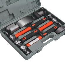7Pcs Fiberglass Auto Body Repair Tools Fender Tool
