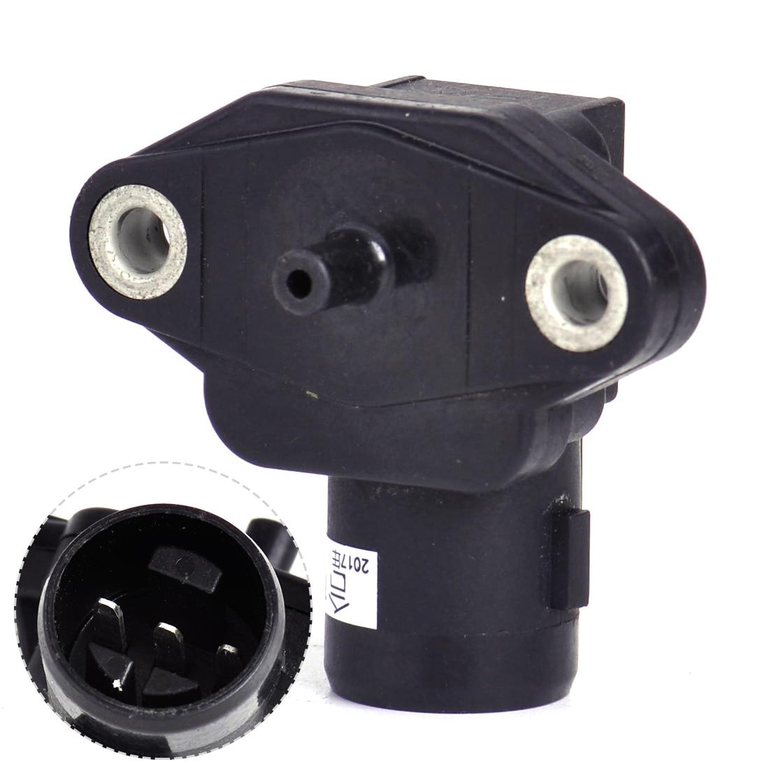 DWCX 3Pin Car Map Pressure Sensor TN079800-3280 / 079800-3280 37830PAAS00 for Acura Integra Honda Accord Civic CR-V 1997 - 1999
