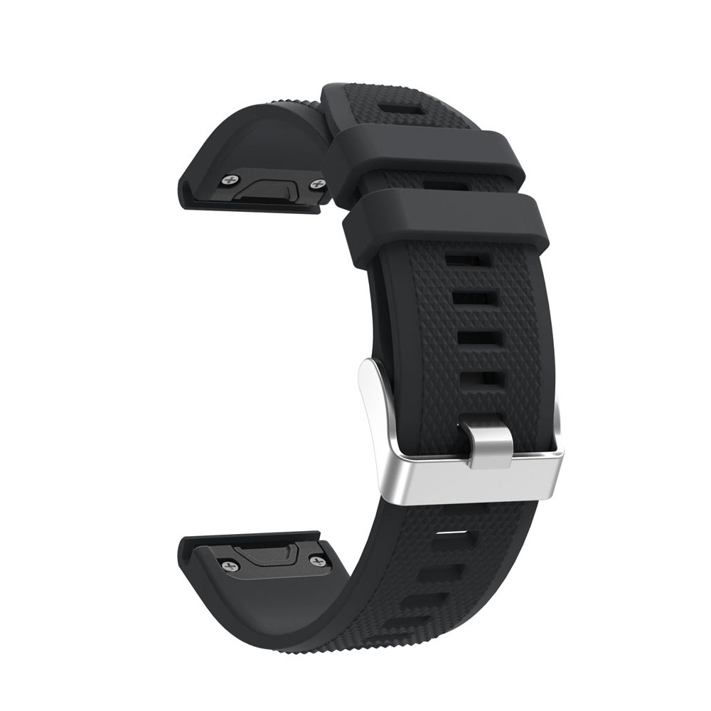 Replacement Silicagel Soft Quick Release Kit Band Strap For Garmin Forerunner 935 GPS Watch  Silicone Easyfit WristBand  D7 eache silicone watch band strap replacement watch band can fit for swatch 17mm 19mm men women