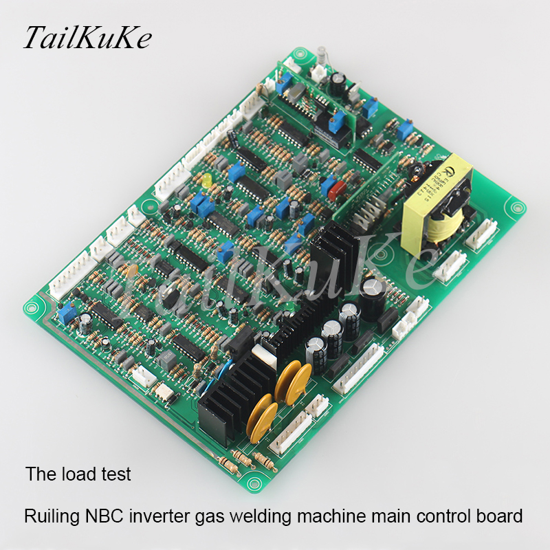 NB350I 500I Main Board NBC Air Protection Welding Machine Control Board Double Use Circuit Board Replacement