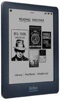 Original Kobo Glo EBook Reader E Ink 6 Inch 1024x768 WIFI Touch Screen Built In Light