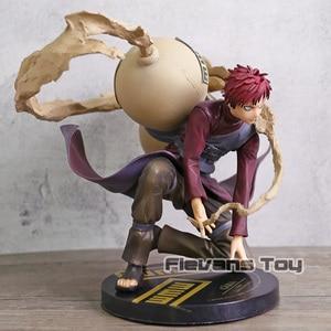 Image 3 - Anime Naruto Shippuden Sand Hidden Village Gaara 5Th Generation Kazekage GEM PVC Action Figure Collectible Model Toy