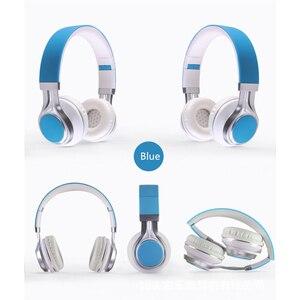 Image 3 - מתנה הטובה ביותר עבור ילדי EP16 גבוהה באיכות סטריאו בס אוזניות מוסיקה אוזניות אוזניות עם מיקרופון עבור iphone xiaomi