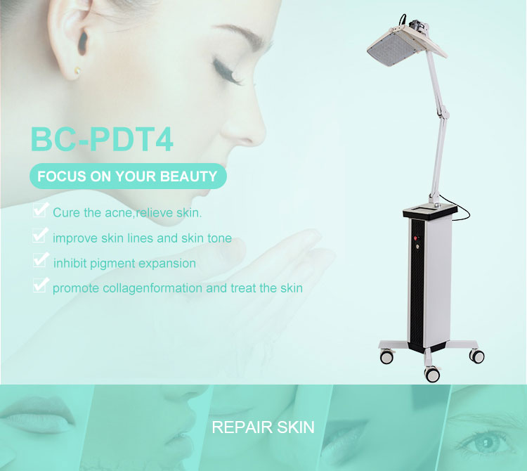 2019 NEW Professional Photon Skin Rejuvenation Machine Facial Therapy Laser Color Light Lamp Beauty