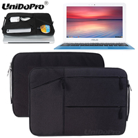 Unidopro Multifunctional Sleeve Briefcase Handbag Case For ASUS C201 Aktentasche 11 6Inch Chromebook Mallette Carrying Bag
