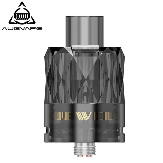 3Pcs/bag Augvape Jewel Subohm Tanks Mesh 0.15ohm Coil 50 to 70w Disposable Electronic Cigarette Atomizers For VX200