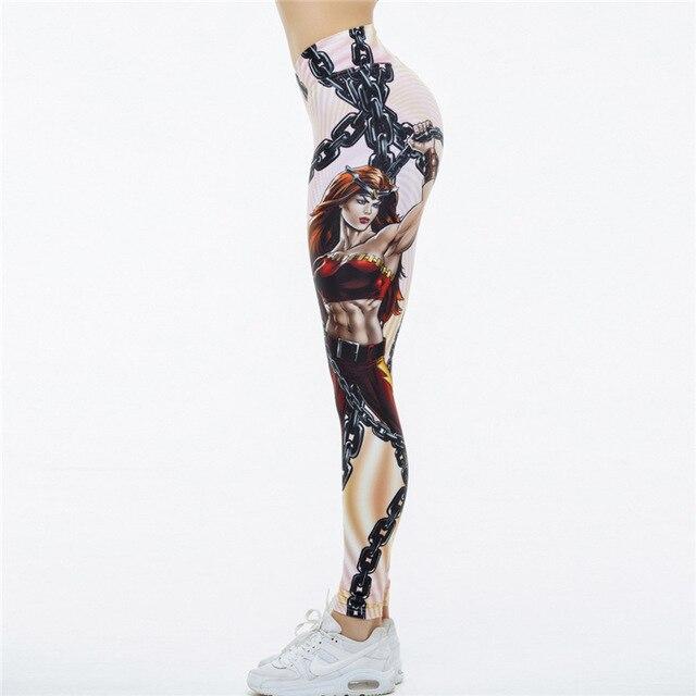 Hero Printed Legging 3