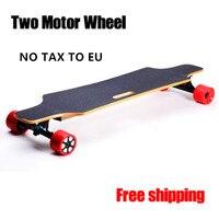 2017 New Arrival Backfire E Wheeling Electric Skate Board !