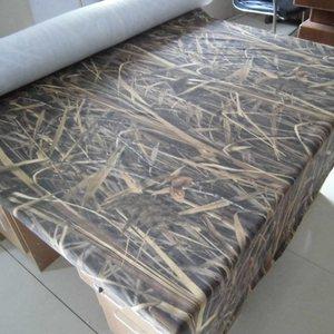 Camouflage Fabric Cloth Raw Ma