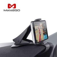 2017Universal Simulation HUD Design Car Phone Holder Adjustable For IPhone567 Plus GPS Stand Mobile Phone Holder