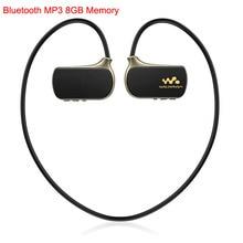Sport Sans Fil Bluetooth MP3 Real Player 8 GB pour Fils Walkman NWZ-W273 WS615 8G de Course Reproductor mp3 Lecteurs de Musique casque