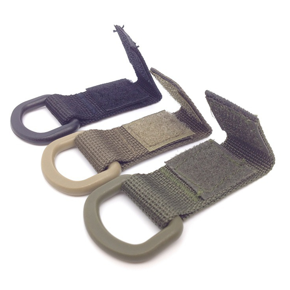 Velcro Straps With D Ring