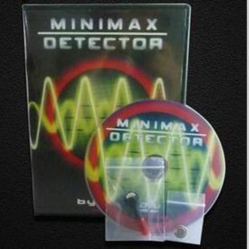 magnetic detector Minimax magic tricks magic props-in Magic