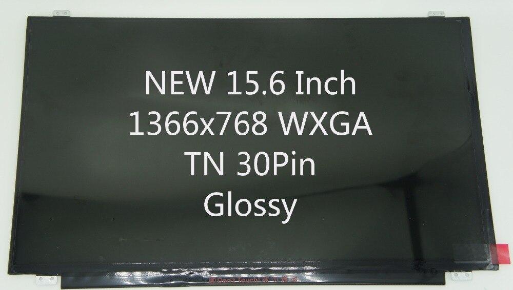 15.6 1366*768 edp 30pin lcd led laptop screen display NT156WHM-N32 N156BGE-LB1 L41 L31 E42 E32 EA2 EB2 NT156WHM-N12 n116bge ea2 e42 e32 eb2 fit b116xtn01 0 m116nwr1 r7 30pins left right ears edp