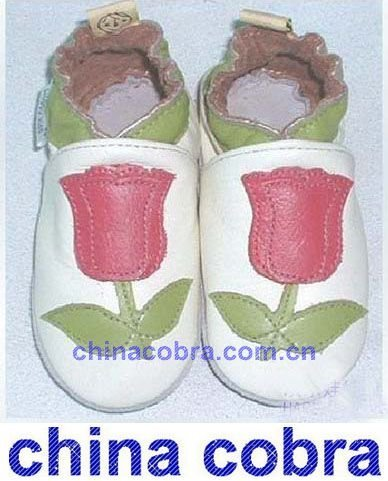 free shipping baby shoes genuine leather