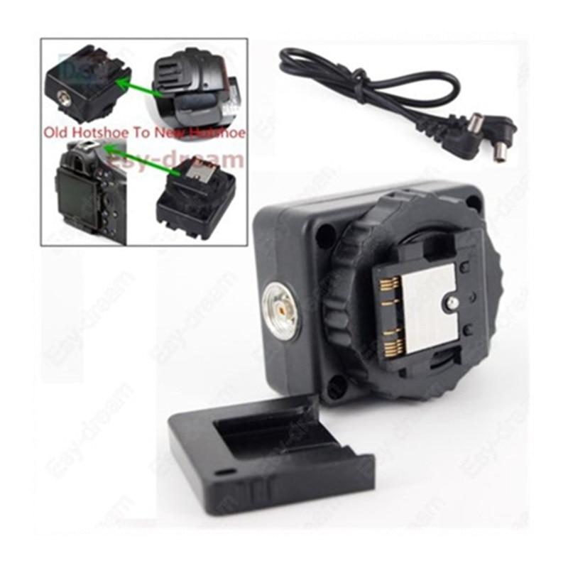 Adaptador de zapata caliente convertidor como ADP-MAA para Sony Flash viejo a MI cámara Hotshoe A9 A7 III NEX6 A6500 A6300 a6000 A58 A99 A77 II