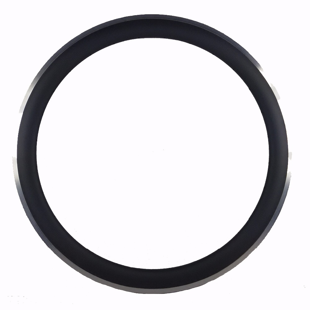 hand built bicycle 50mm depth 20mm width carbon alloy clincher <font><b>rims</b></font> width chinese carbon road bike parts online still hot saling image