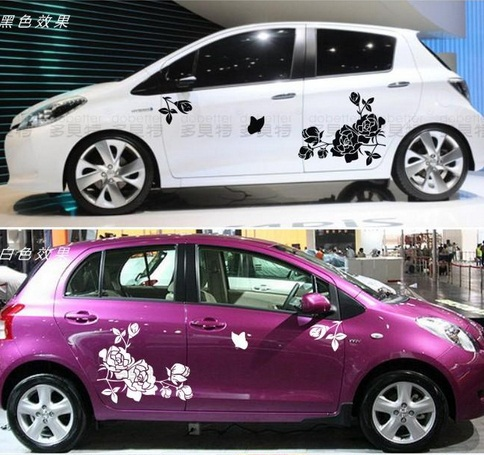 Graphics For Flowers Car Vinyl Graphics Www