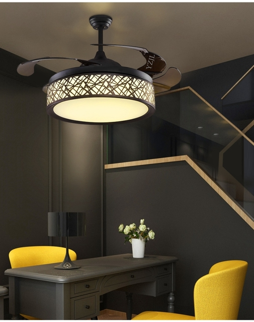Stealth plafond hanger ventilator licht eenvoudige moderne ...