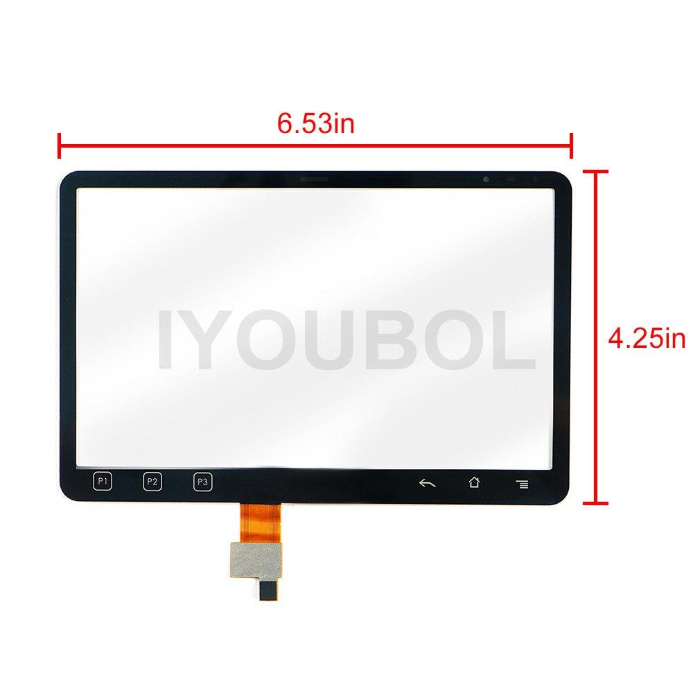 New Touch Screen Digitizer for Motorola Symbol zebra ET1 Touch Panel Digitizer glass lens pane LCD Modules biologicols био уксус яблочный 500 мл