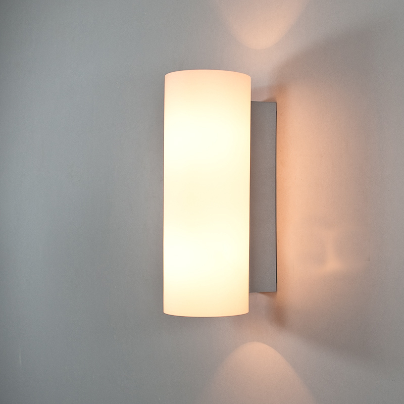2015 modern brief wall sconce glass bed light reading e14 for Luminaire mural exterieur led