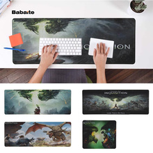Babaite Custom Skin Dragon Age Inquisition Durable Rubber Mouse Mat Pad Free Shipping Large Mouse Pad Keyboards Mat