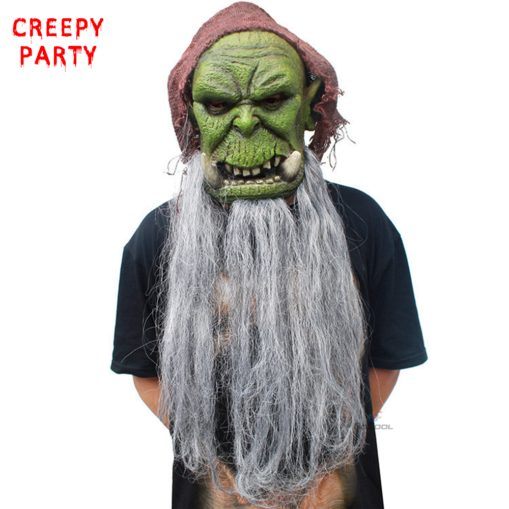 Popular Realistic Scary Halloween Costumes-Buy Cheap Realistic ...