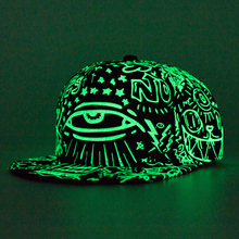 New Fashion Fluorescence Baseball Cap Women Men Snapback Caps Luminous Gorras Sport Casquette Hip Hop Cap Hat Drop Shipping