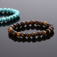 Fashion Jewelry bracelet Black Lava Energy Stone Beads Buddha Bracelet