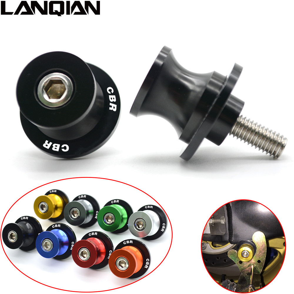 Motorcycle Swingarm Spools Sliders Stands Screws For Honda CB1000 CB1000R CBR 600 F2 F3 F4 F4i 600RR 900RR 929RR 954RR 1000RR modeling mixed species forest stands