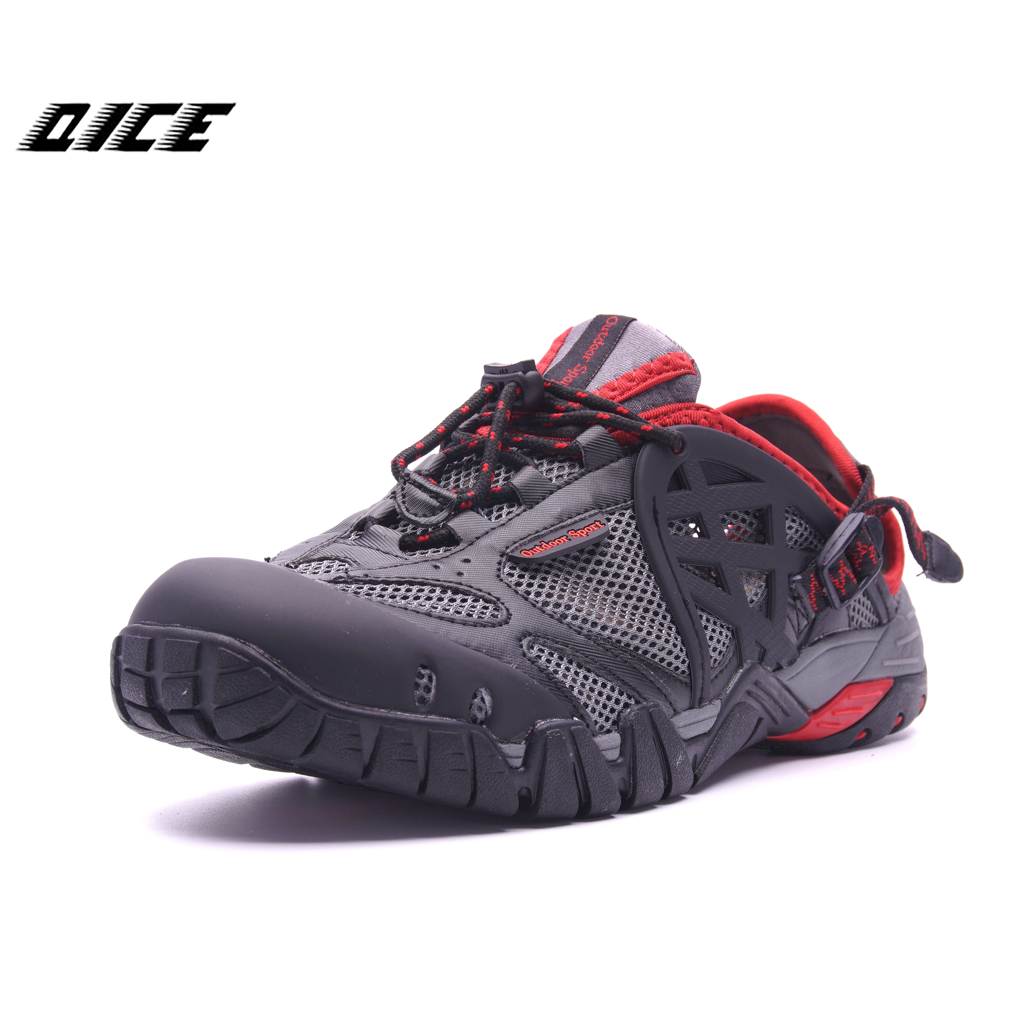 2017 Men Hiking Shoes Outdoor Sneakers Breathable Sport Shoes Men Big Size Hiking Sandals For Men Trekking Trail Water Sandals peak sport men outdoor bas basketball shoes medium cut breathable comfortable revolve tech sneakers athletic training boots