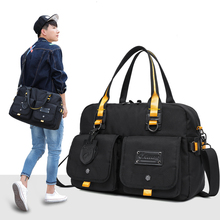 2016 Europe and the United States portable shoulder bag crossbody bags male baggage business light travel bag 66010
