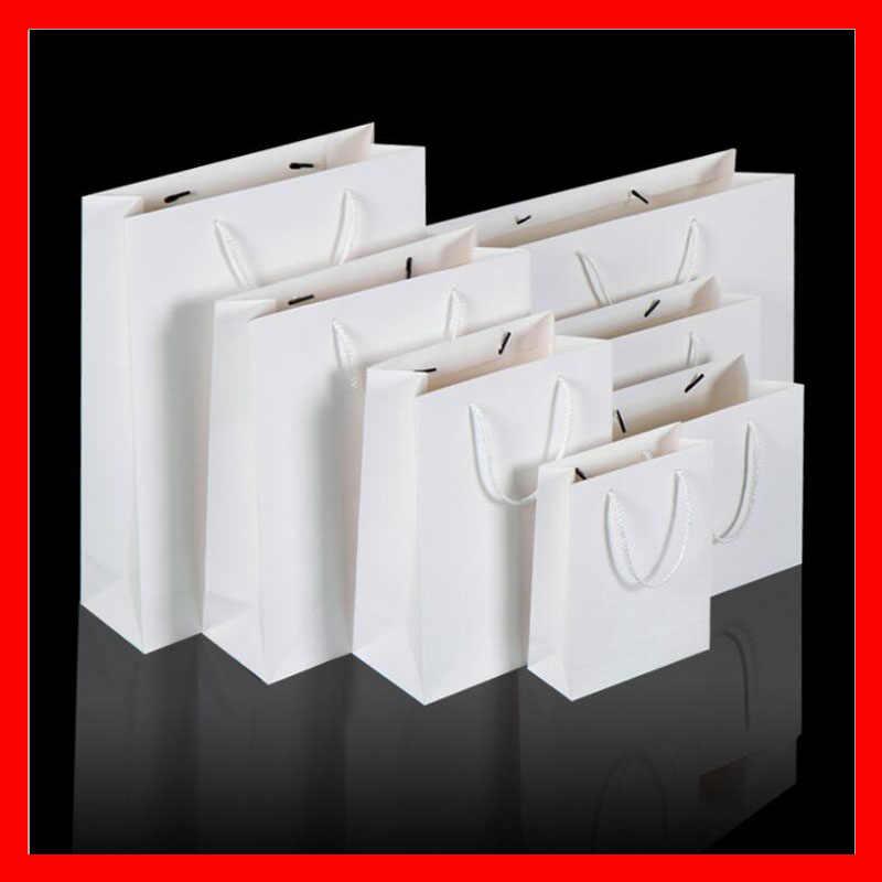 (100 шт./лот) 10 размер оптовая продажа 250gsm картона сумка хозяйственная