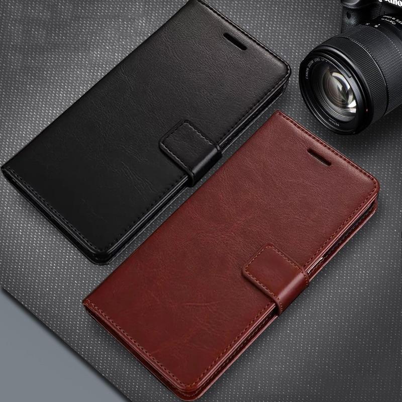 Кожаный чехол-бумажник для Huawei P8 P9 P10 P20 Lite Mini P Smart Y3 Y5 Y6 2017 Honor 4C 5C 6A 6C 7X 7C 7A Pro Honor 8 9 10 Lite