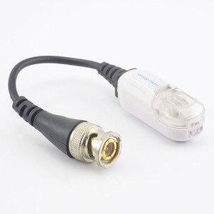 Image 4 - 10pair Cctv Video Balun pasywny Transceiver wideo Bnc Cat5 Utp Dvr akcesoria do monitoringu bezpieczeństwa nadzór skręcony