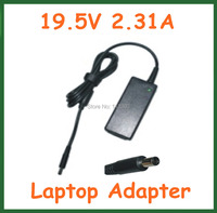 AC/DC Adapter 19.5V 2.31A 45W DC 4.5*2.7 pin Power Supply Adapter Charger for DELL XPS 13 Ultrabook XPS L321X L322X