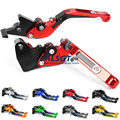 For HONDA  CB1000R  2008-2016  Motorbike accessories Foldable Extendable Brake Clutch Motorbike Brake Lever CNC Aluminum Alloy