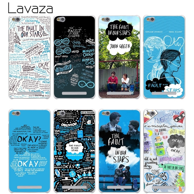 fault in our stars phone case