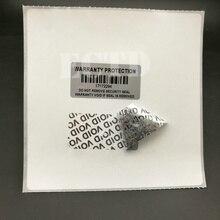 """Pegatina de protección con garantía de 1000 Uds., 1,57 """"x 0,79"""" (40mm x 20mm), sello de seguridad, etiqueta de garantía vacía a prueba de manipulaciones"""