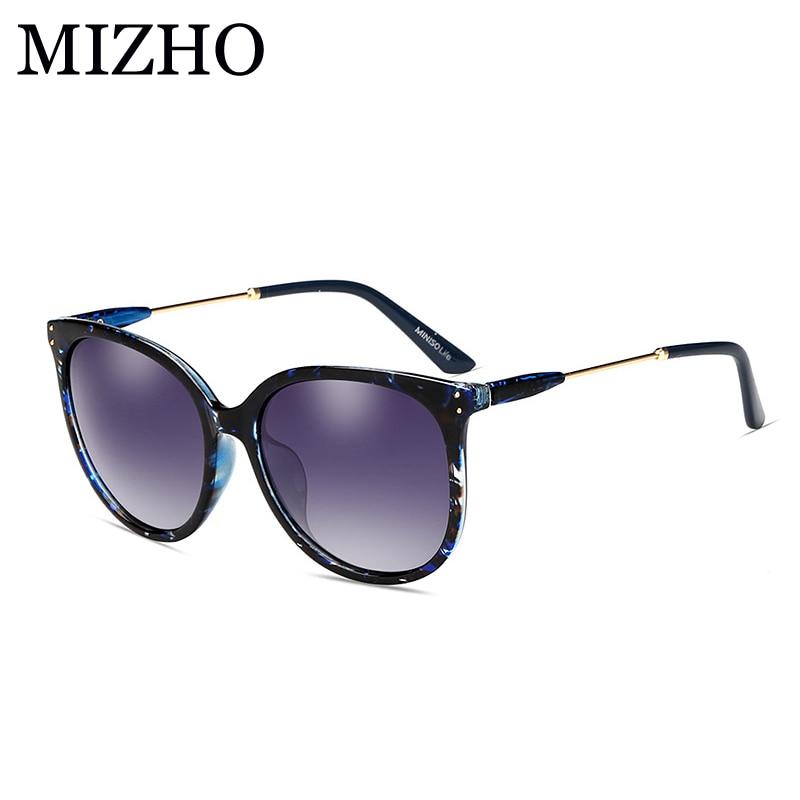 0349b84347a92 MIZHO HD Anti-Reflexo Óculos Pequenos Óculos De Sol Mulheres Polarizada 22g  Peso Leve óculos
