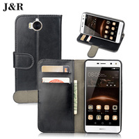 For Huawei Y5 2017 Case Leather Flip Cover For Huawei Y5 2017 MYA-L22 MYA-L02 MYA-L03 MYA-L23 Book Style Wallet Phone Case Cover