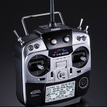 NIB Futaba 14SG 2.4Ghz FASSTest 14ch Transmitter & R7008SB HV Receiver for RC Helicopter Multicopter