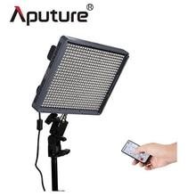 Aputure горячий hr672w высокое cri95 + 672 Светодиодные лампы видео Панель 5500 К для Камера и 2.4 г Беспроводной удаленного + 2xnp-f970 Батареи